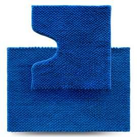Набор ковриков Ананас, синий
