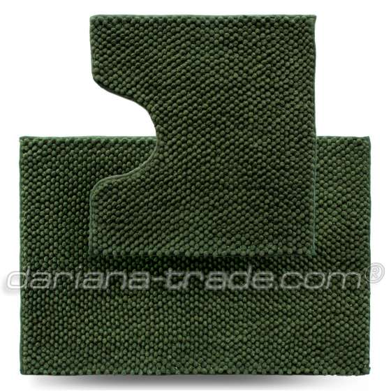Набір килимків Ананас, зелений