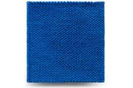 Коврик Ананас, синий, 55x50 см