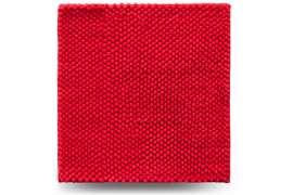 Коврик Ананас, красный, 55x50 см