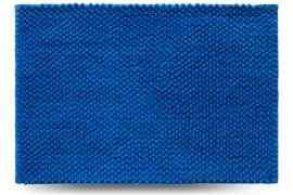 Коврик Ананас, синий, 55x80 см