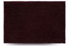 Коврик Ананас, шоколадный, 55x80 см