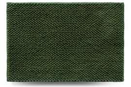 Коврик Ананас, зеленый, 55x80 см