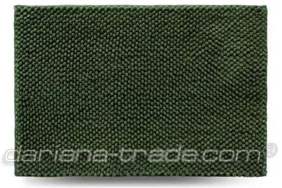 Килимок Ананас, зелений, 55x80 см