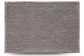 Коврик Ананас, серый, 55x80 см