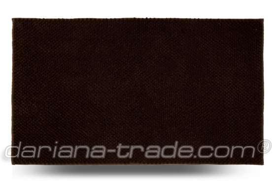 Килимок Ананас, шоколадний, 70x120 см