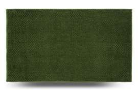 Коврик Ананас, зеленый, 70x120 см