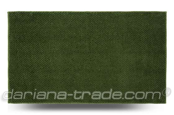 Килимок Ананас, зелений, 70x120 см
