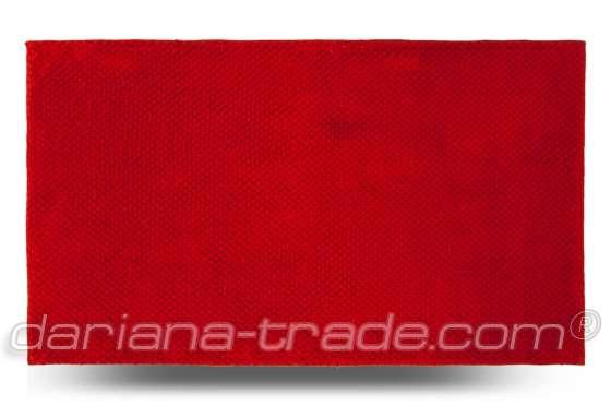 Килимок Ананас, червоний, 70x120 см