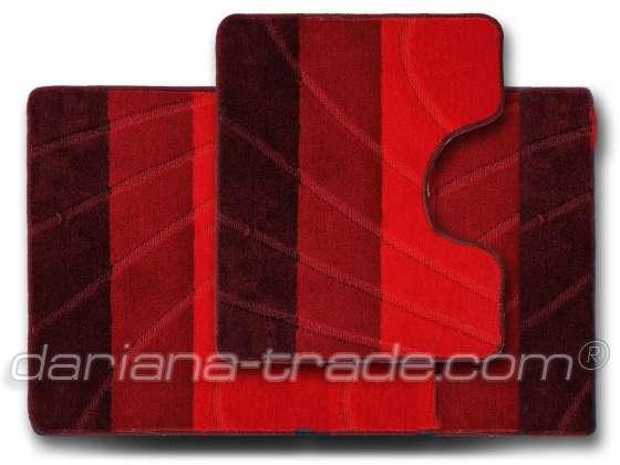 Набір килимків ColorLine New, червоний