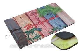 Универсальный коврик Принт «Welcome», 45х75 см