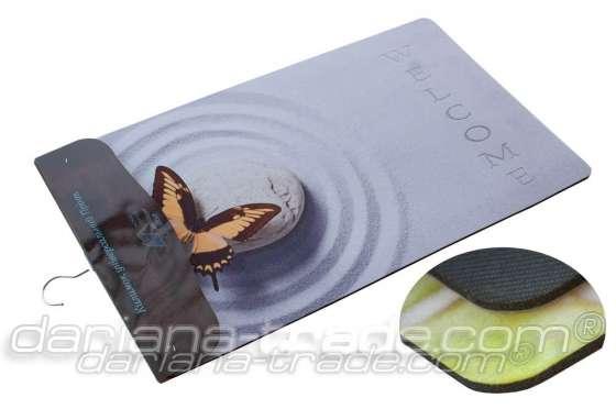 Универсальный коврик Принт «Butterfly», 45х75 см