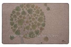 Универсальный коврик Лён «Tree», 45х75 см
