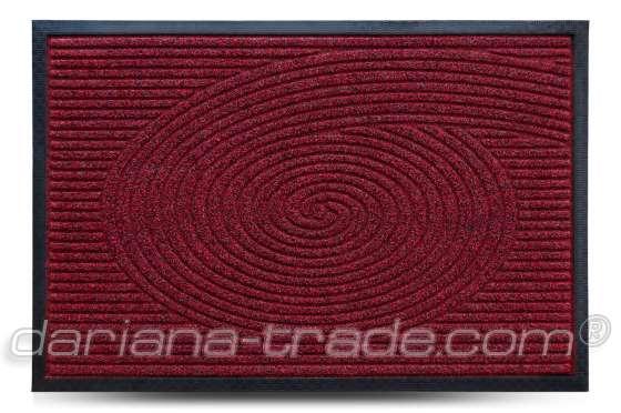 Килимок Grass, червоний, 60x90 см
