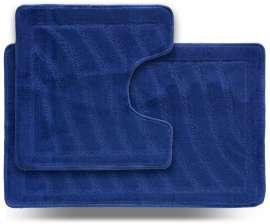 Набор ковриков LITTLE «Хвиля», синий