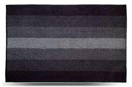 Коврик Махрамат, графит ТС, 60х90 см