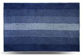 Коврик Махрамат, синий ТС, 60х90 см
