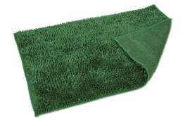 Коврик Махрамат ПРОМО, тёмно-зелёный, 60х90 см