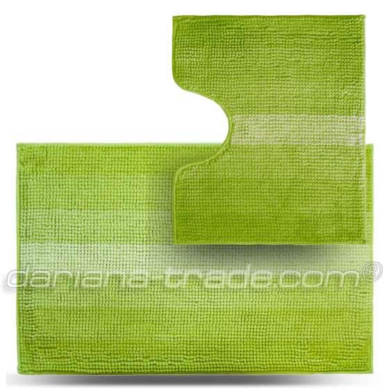 Набір килимків Махрамат, лайм TC