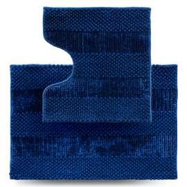 Набор ковриков Матрас, синий