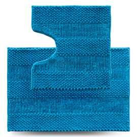 Набор ковриков Матрас, голубой
