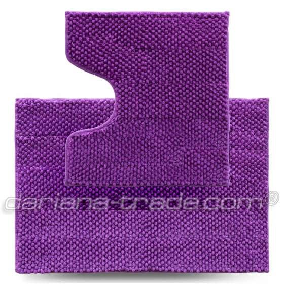 Набір килимків Ананас, фіолетовий