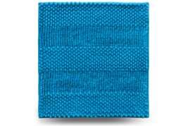 Коврик Матрас, голубой, 55x50 см