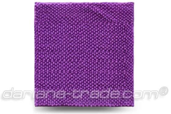 Килимок Ананас, фіолетовий, 55x50 см