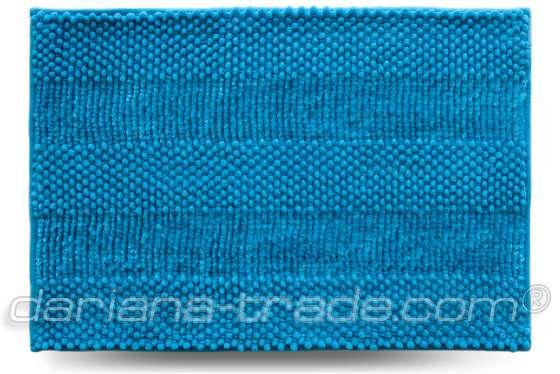 Килимок Матрас, блакитний, 55x80 см
