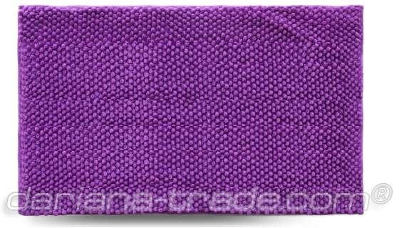 Килимок Ананас, фіолетовий, 70x120 см