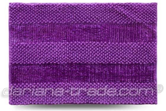 Килимок Матрас, фіолетовий, 55x80 см