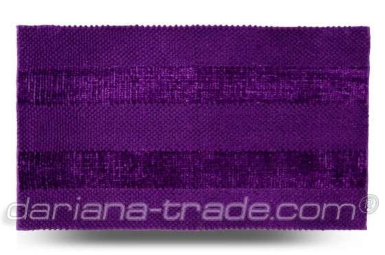 Килимок Матрас, фіолетовий, 70x120 см