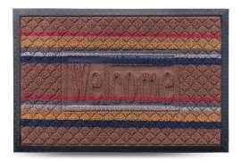 Коврик придверный Multicolor, цвет 1, 40х60 см