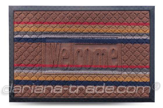 Килимок Multicolor, колір 1, 40х60 см