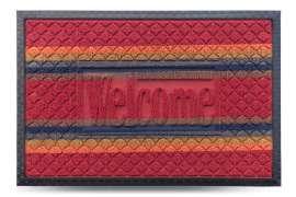 Коврик придверный Multicolor, цвет 2, 40х60 см