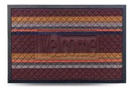 Коврик придверный Multicolor, цвет 3, 40х60 см