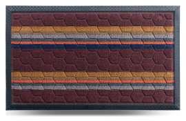 Коврик придверный Multicolor, цвет 3, 45x75 см