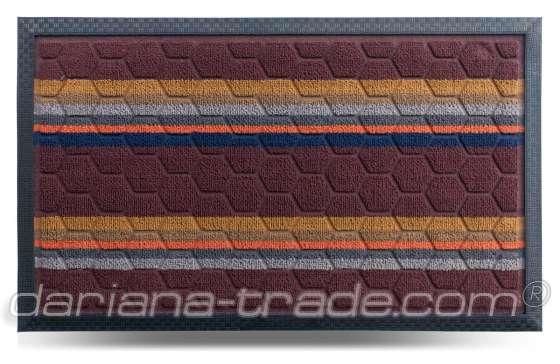 Килимок Multicolor, колір 3, 45x75 см
