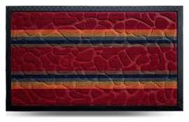 Коврик придверный Multicolor, цвет 2, 45x75 см