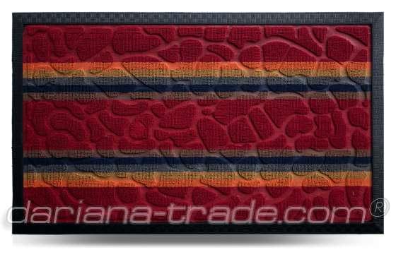 Килимок Multicolor, колір 2, 45x75 см