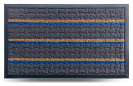 Коврик придверный Multicolor, цвет 7, 45x75 см