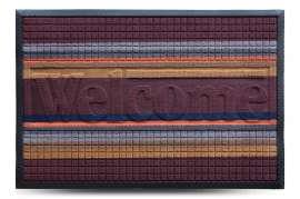 Коврик придверный Multicolor, цвет 3, 60х90 см