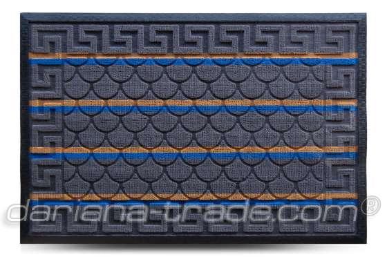 Килимок Multicolor, колір 7, 60х90 см