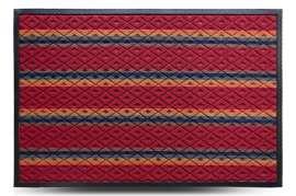 Коврик придверный Multicolor, цвет 2, 80х120 см