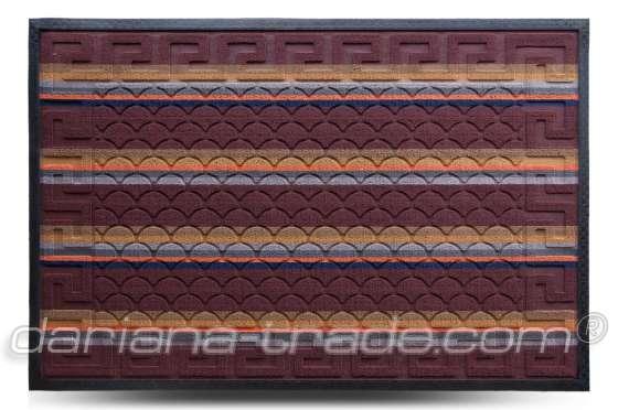 Килимок Multicolor, колір 3, 80х120 см