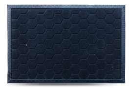 Коврик придверный МХ, чёрный, 40x60 см