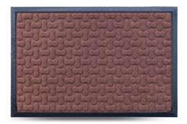 Коврик придверный МХ, светло-коричневый, 40x60 см