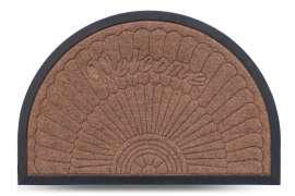 Коврик придверный MX-S, светло-коричневый, 40х60 см