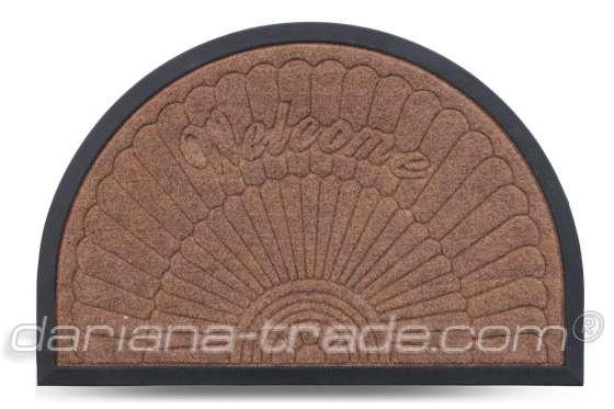 Килимок MX-S, світло-коричневий, 40х60 см