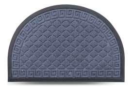 Коврик придверный MX-S, серый, 40х60 см